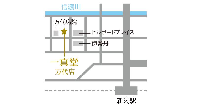 万代店マップ