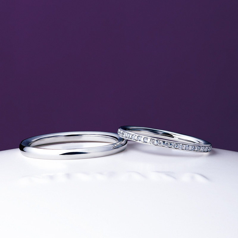 かれん|俄 結婚指輪