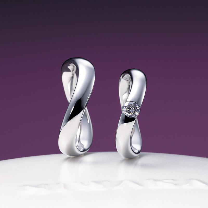 無限(むげん)|俄 結婚指輪