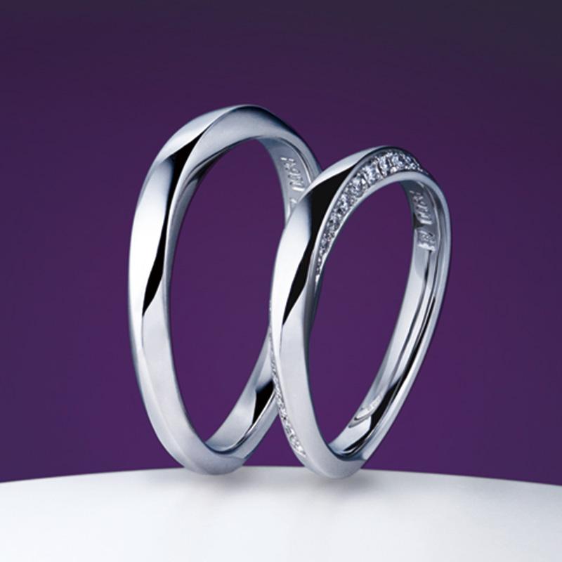凛(りん)|俄 結婚指輪