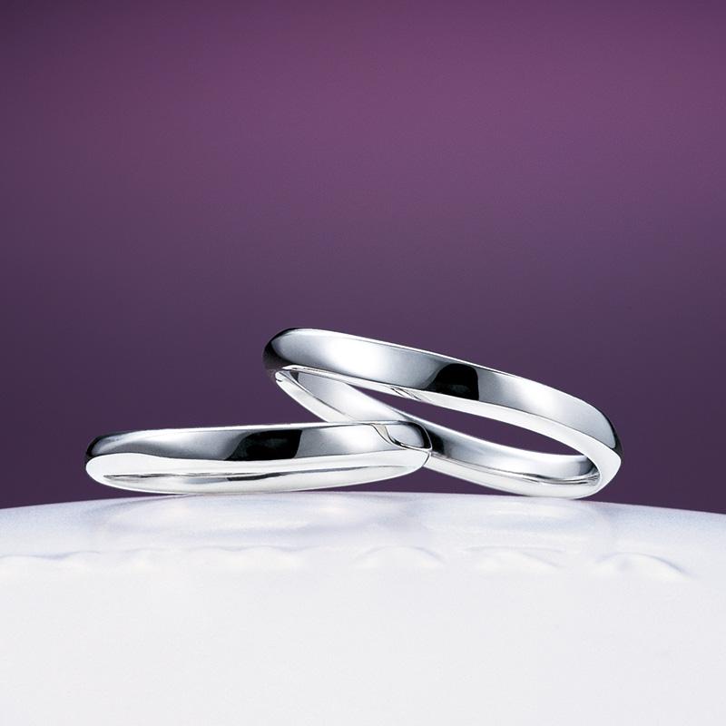 笹舟(ささぶね)|俄 結婚指輪