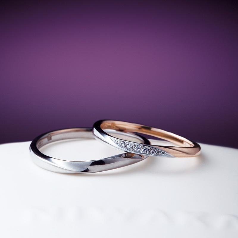 雪佳景(せっかけい)|俄 結婚指輪