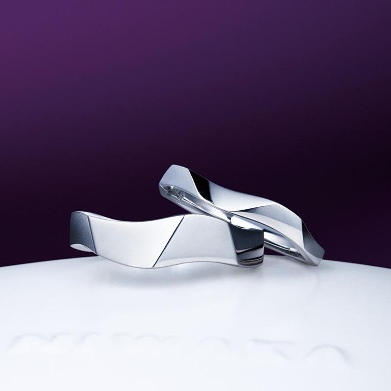 相互(そうご)|俄 結婚指輪