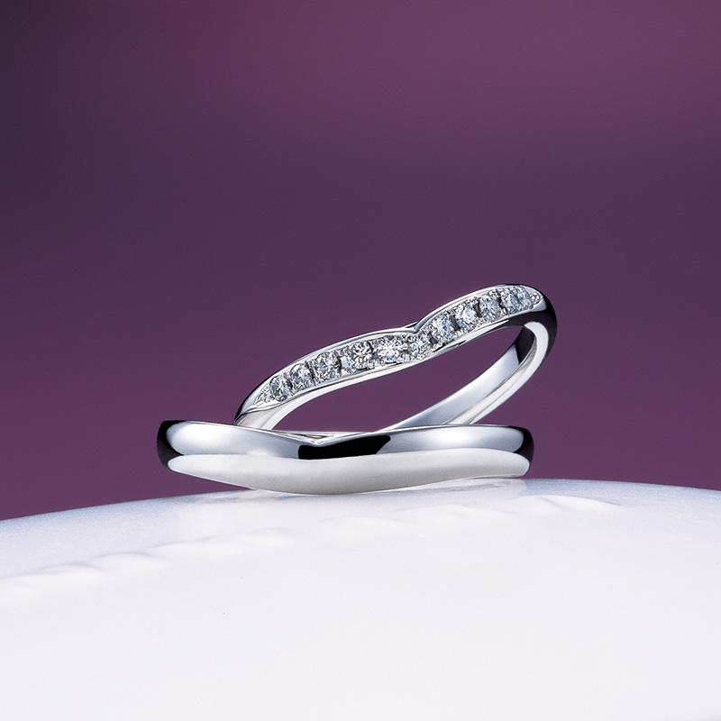 睡蓮(すいれん)|俄 結婚指輪