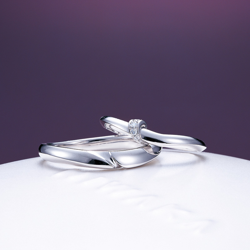 結(ゆい)|俄 結婚指輪
