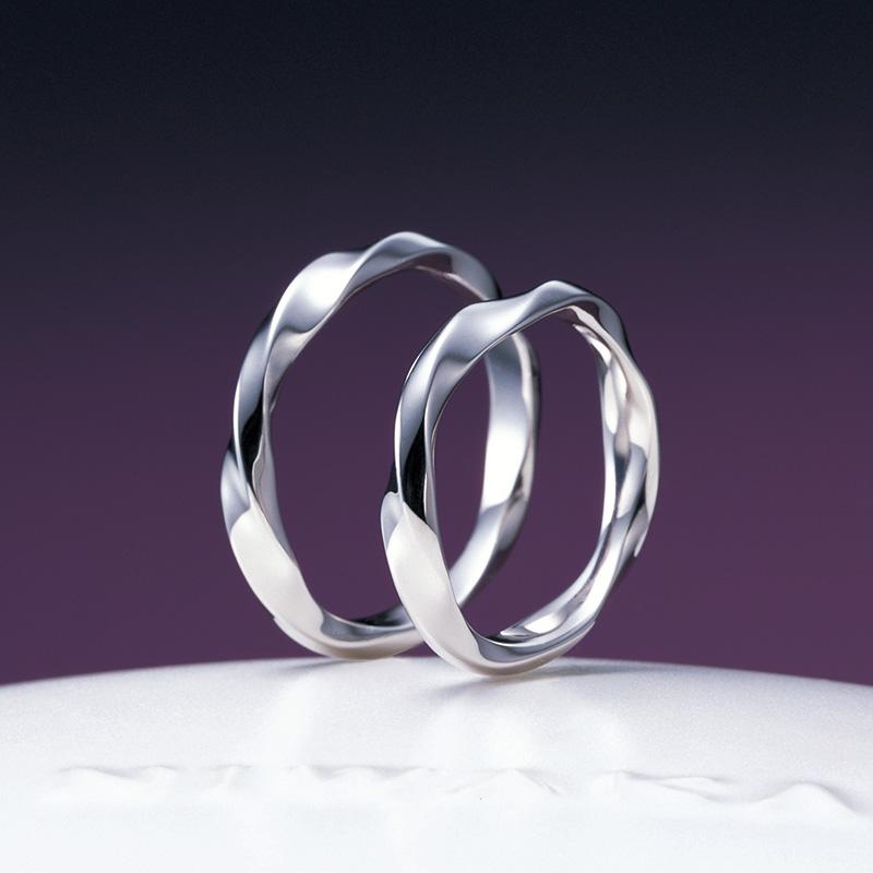 禅の輪(ぜんのわ)|俄 結婚指輪