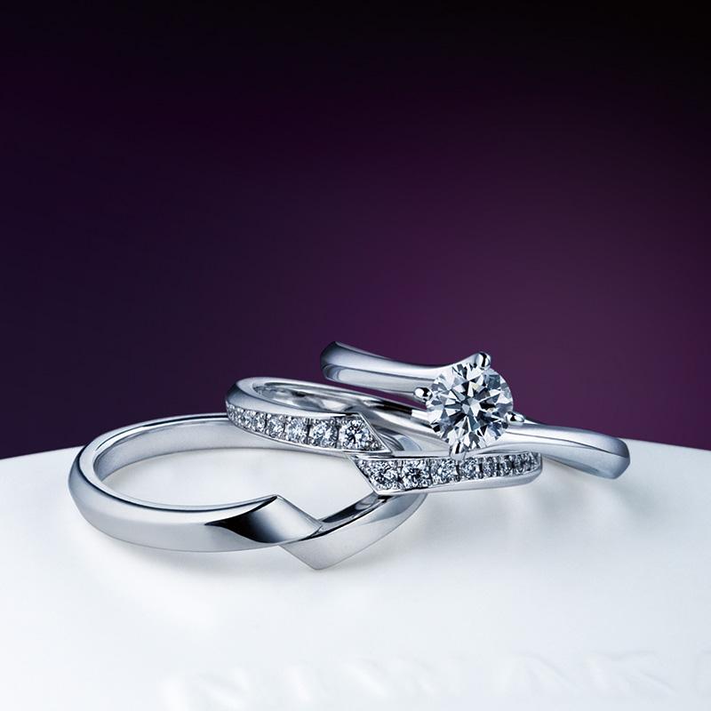 柊・綾(ひいらぎ・あや)|俄の婚約・結婚指輪