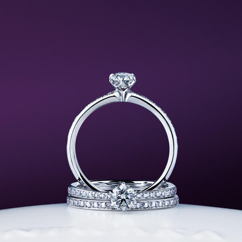 かれん 俄の婚約・結婚指輪
