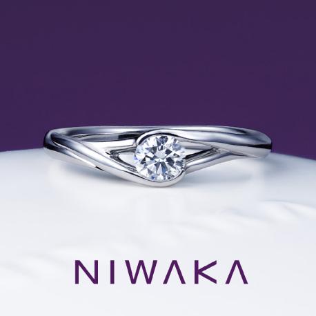 望(もちづき)|俄 婚約指輪