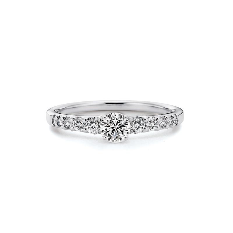 ERA689|ロイヤルアッシャー 婚約指輪