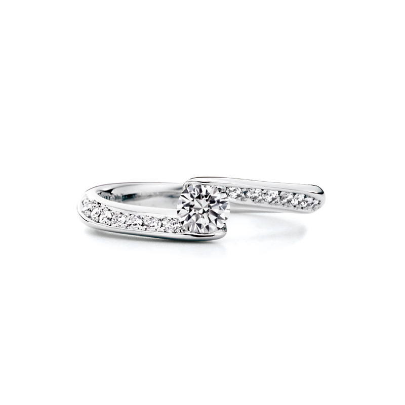 ERA684|ロイヤルアッシャー 婚約指輪