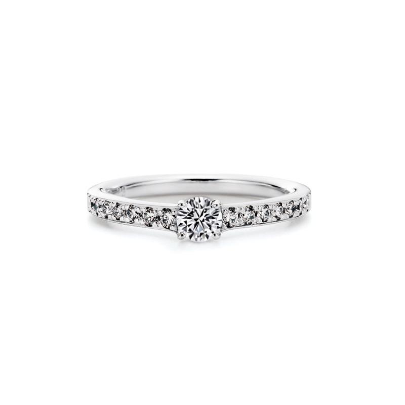 ERA583|ロイヤルアッシャー 婚約指輪