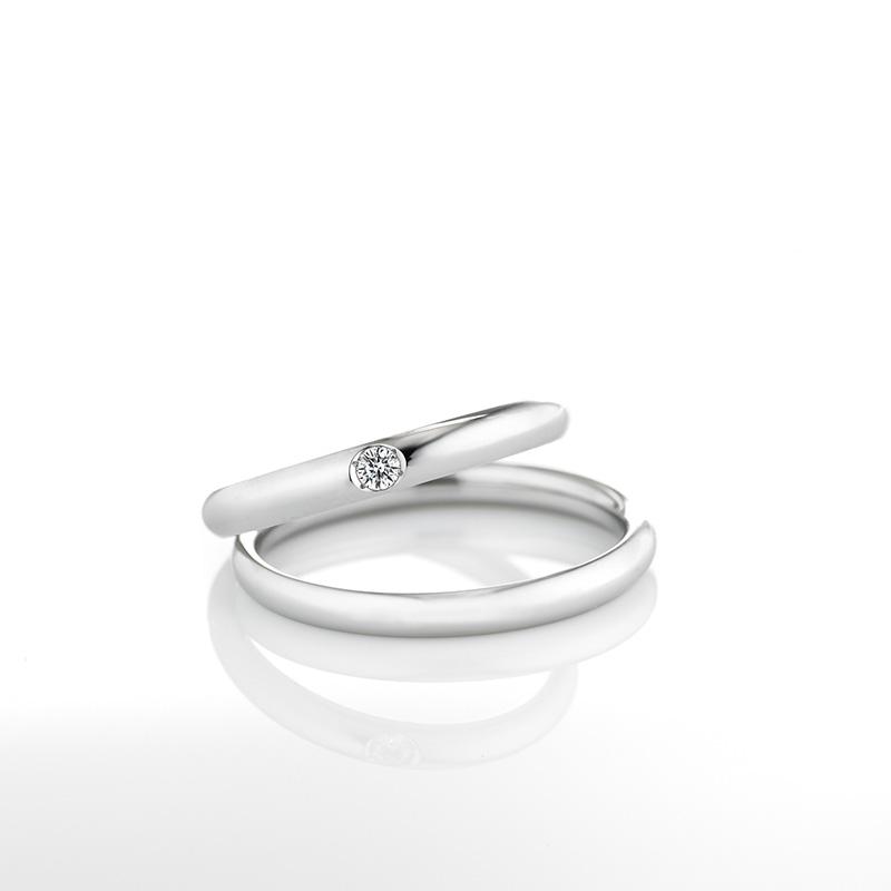 WRA026 WRB036|ロイヤルアッシャー 結婚指輪
