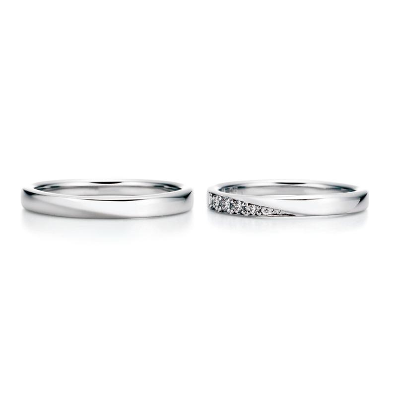 WRA029 WRB039|ロイヤルアッシャー 結婚指輪