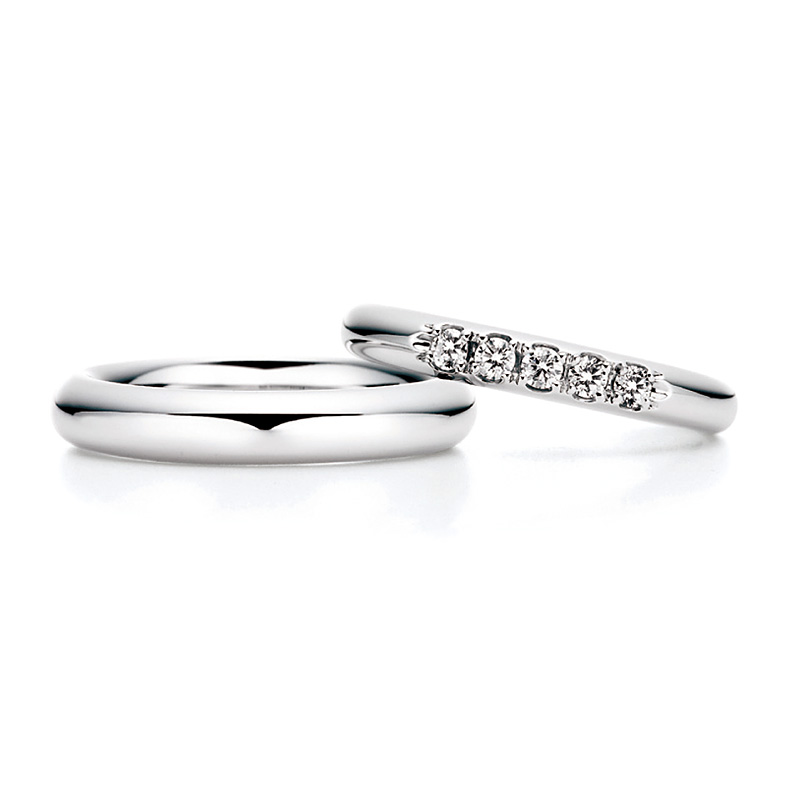 WRA004 WRB002|ロイヤルアッシャー 結婚指輪