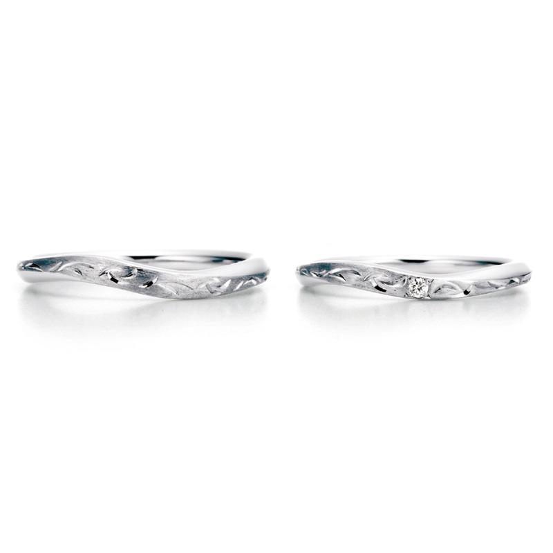 WRA034 WRB050|ロイヤルアッシャー 結婚指輪