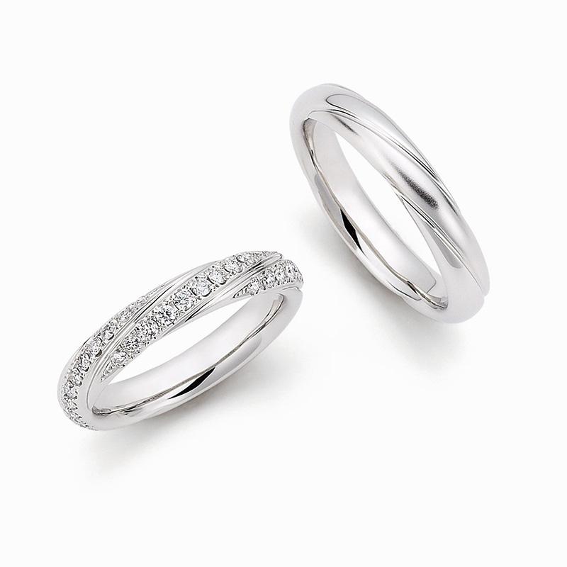 WRA016 WRB024|ロイヤルアッシャー 結婚指輪