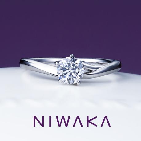 初桜(ういざくら)|俄 婚約指輪
