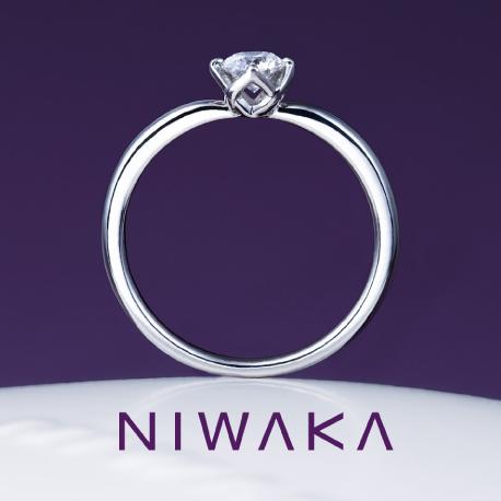 結(ゆい)|俄 婚約指輪