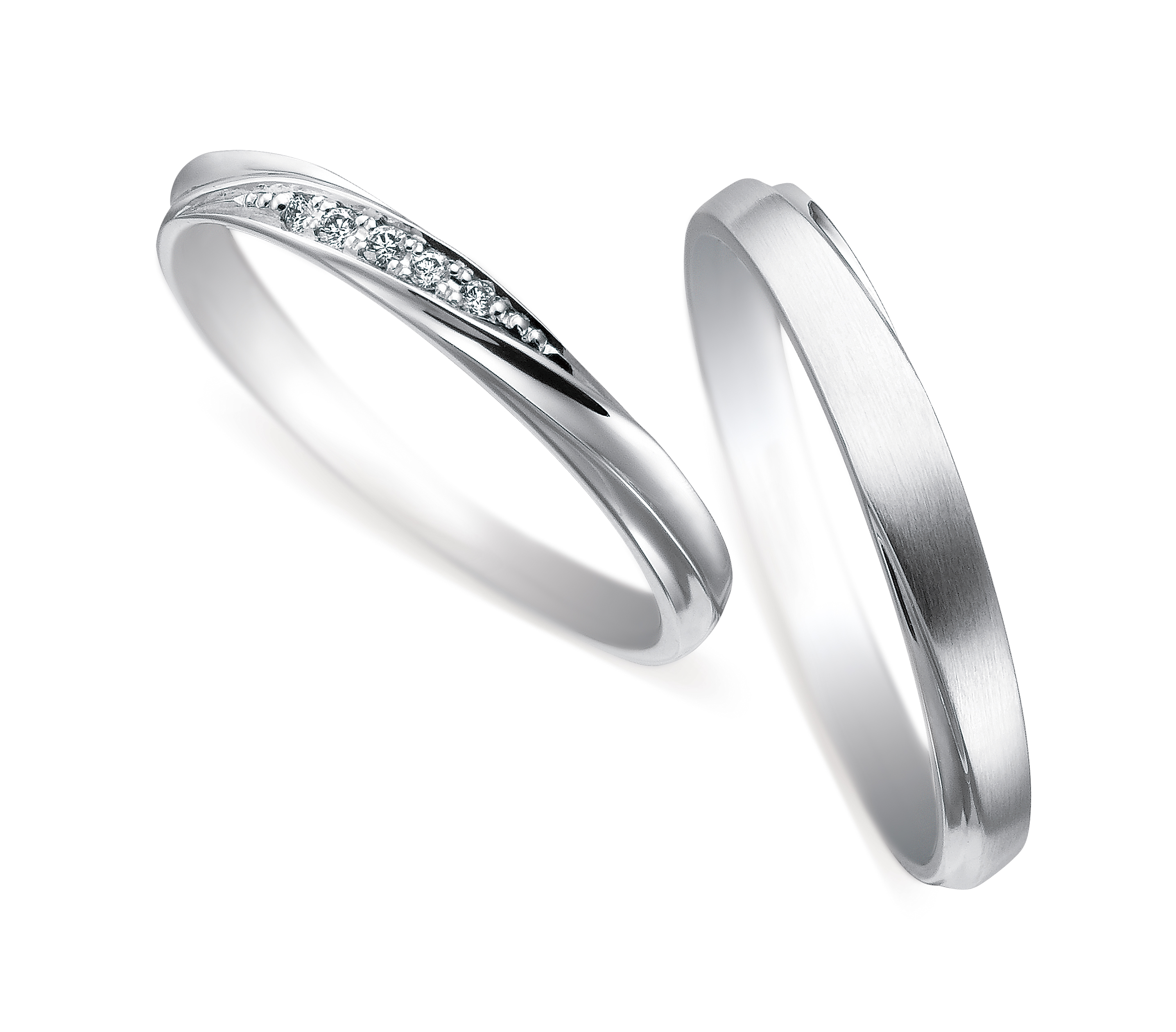 SB-826 827|サムシングブルー 結婚指輪