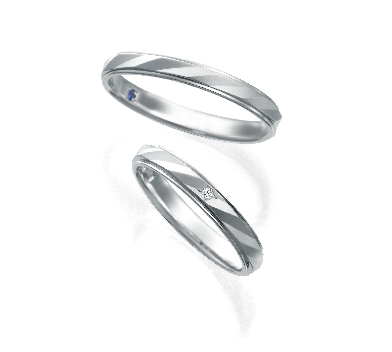 SP-782 783|サムシングブルー 結婚指輪