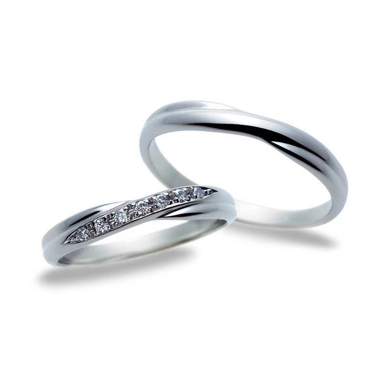 SP-814 815|サムシングブルー 結婚指輪