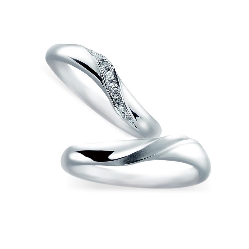 SP-822 823|サムシングブルー 結婚指輪