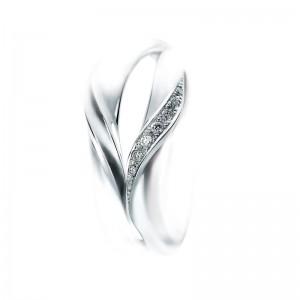 結婚指輪 サムシングブルー