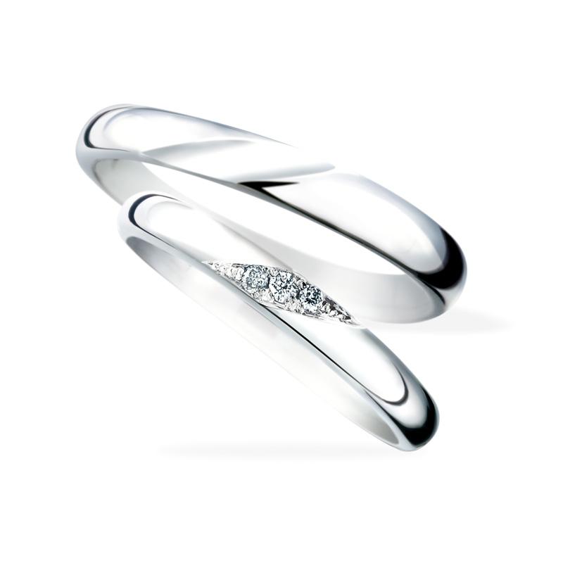 SB-857 858 サムシングブルー 結婚指輪