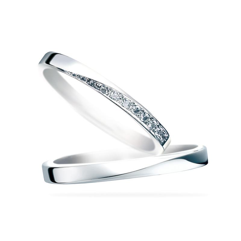SB-863 864|サムシングブルー 結婚指輪