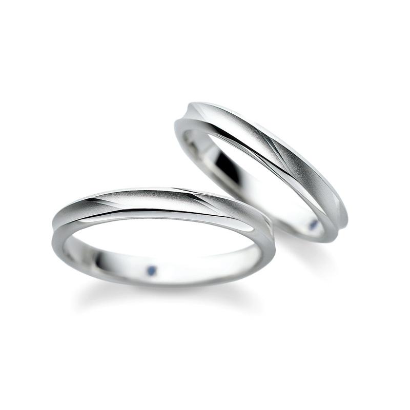 SP-746|サムシングブルー 結婚指輪