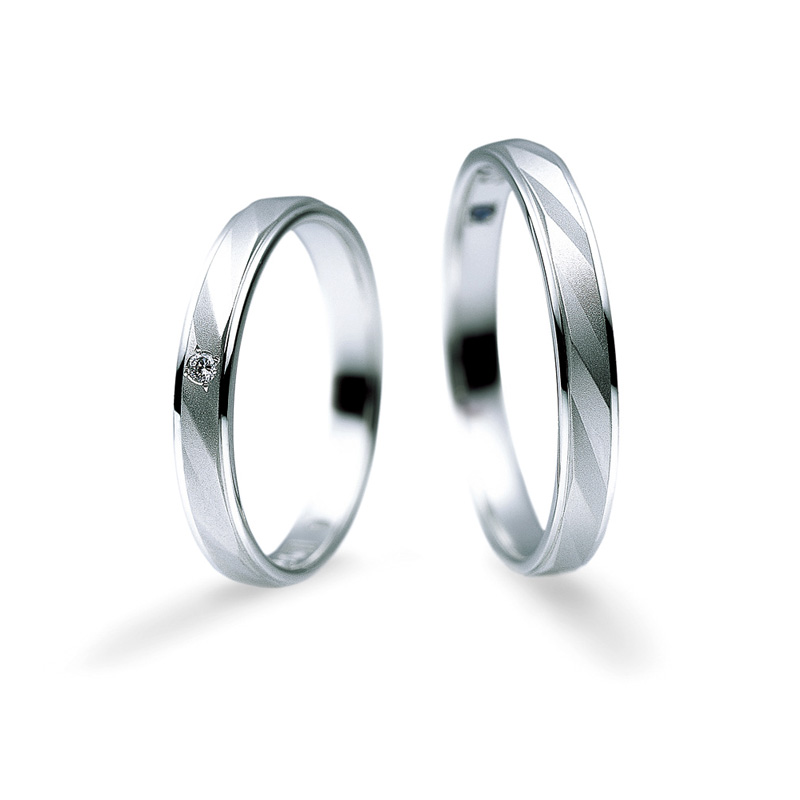SP-782 783 サムシングブルー 結婚指輪