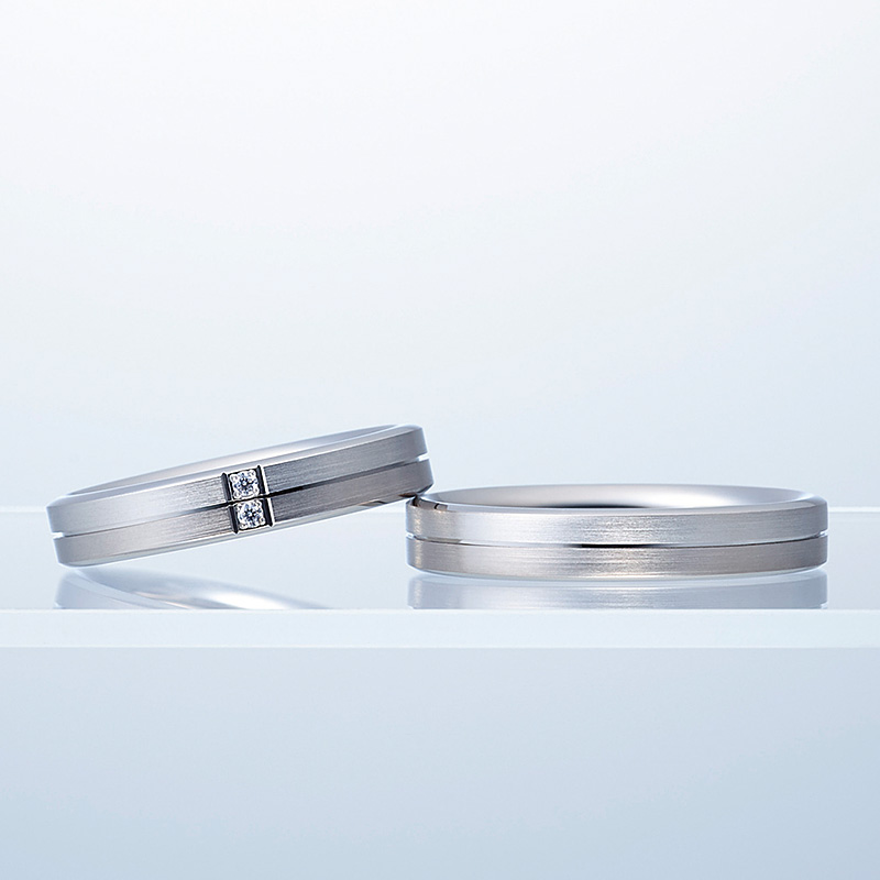 HARMONY YW110,YW109|N.Y.NIWAKA 結婚指輪