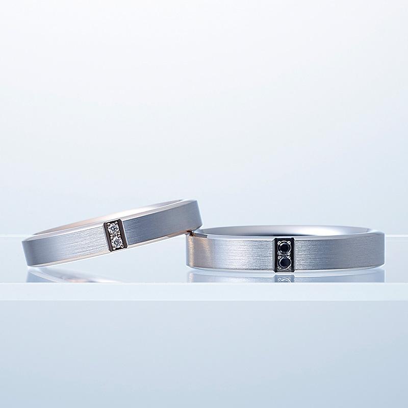 HARMONY YW122KD,YW121|N.Y.NIWAKA 結婚指輪