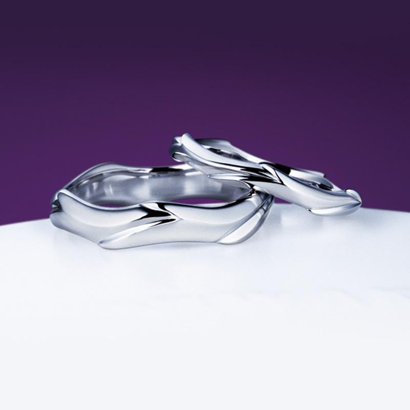 鯨(くじら)|俄 結婚指輪