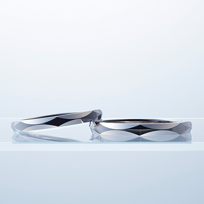 LYUZ YW126,YW125|N.Y.NIWAKA 結婚指輪