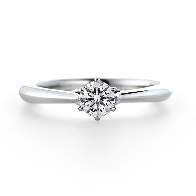 マチルダ LD197PRD|ラザールダイヤモンド 婚約指輪