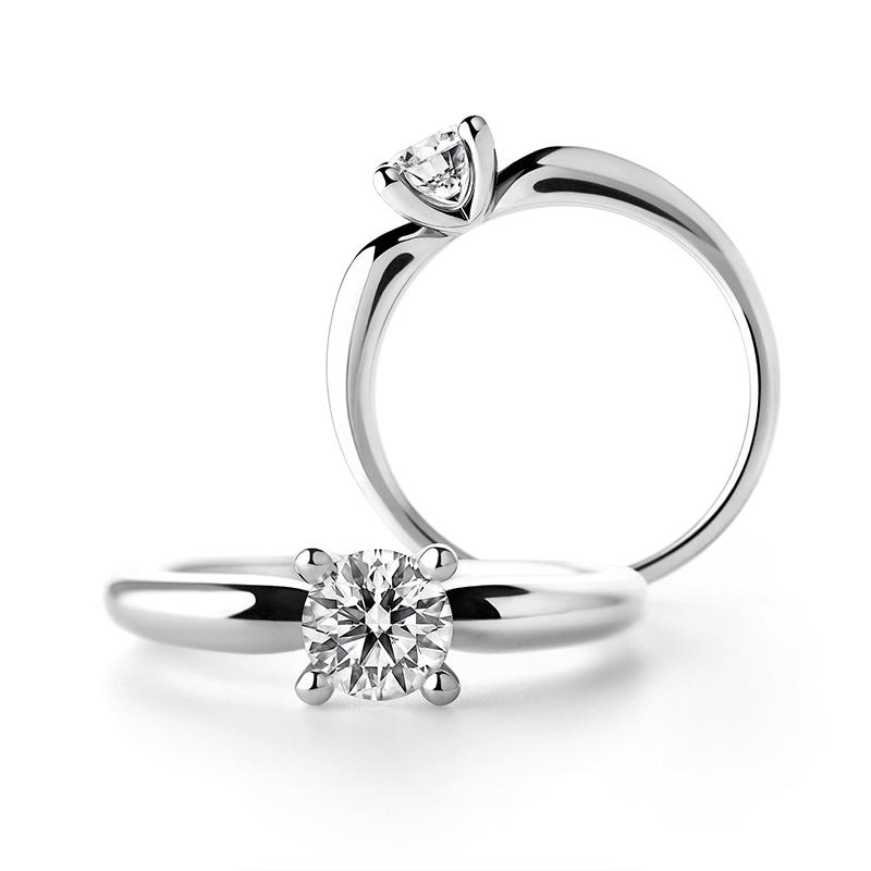シャーロット LD600PR|ラザールダイヤモンドの婚約指輪
