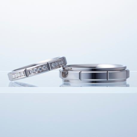 LYUZ YR01,YR02|N.Y.NIWAKA 結婚指輪