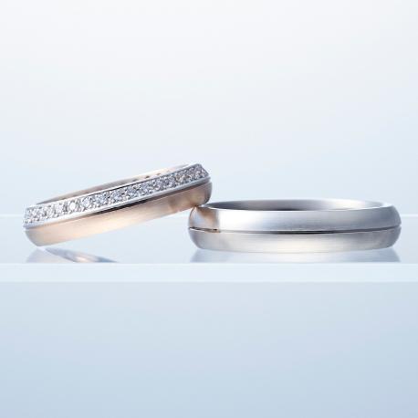RESONANSE YF04,YW115|N.Y.NIWAKA 結婚指輪