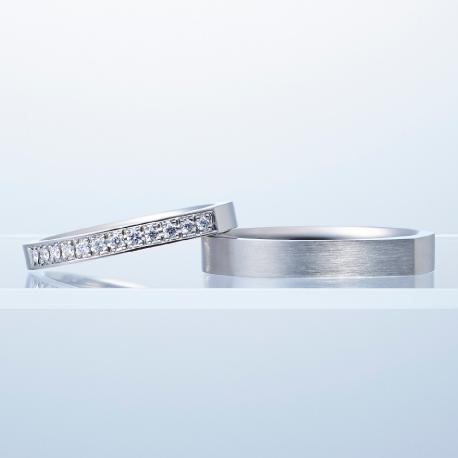 RESONANSE YH01,YW114|N.Y.NIWAKA 結婚指輪