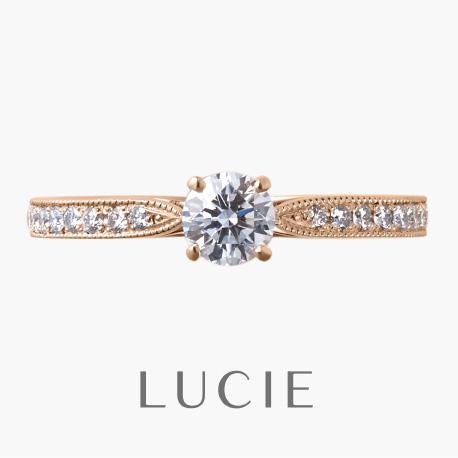 Parfum -パルファン-|ルシエの婚約指輪
