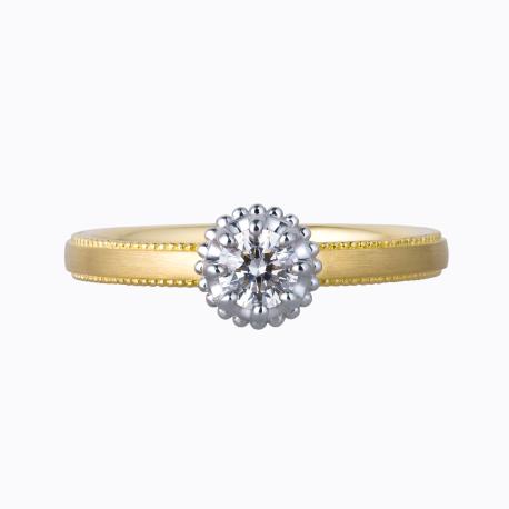 Santier -サンティエ-|ルシエの婚約指輪