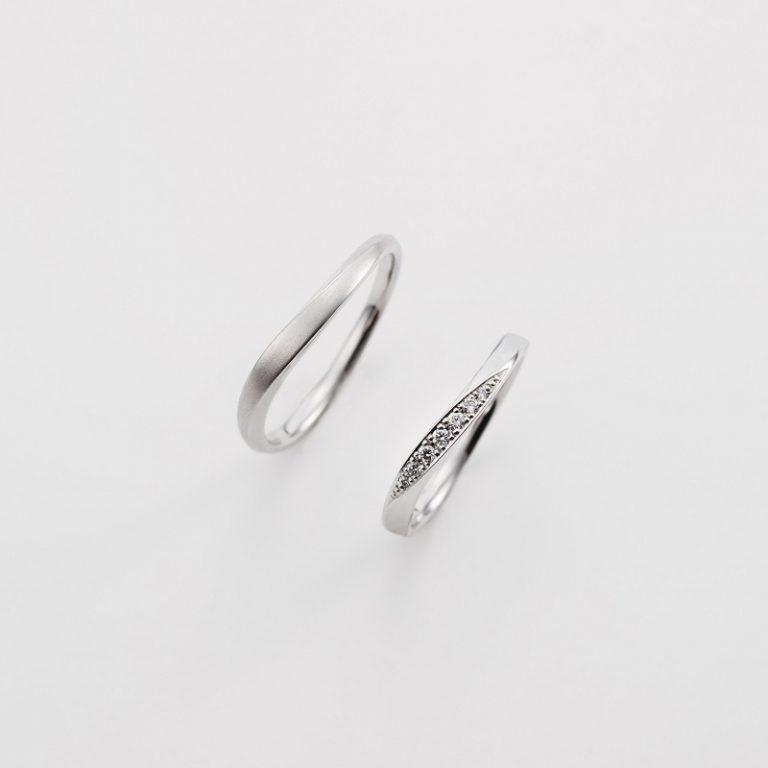 Ba-3-Mar-ML|結婚指輪|ダブルスタンダードクロージング
