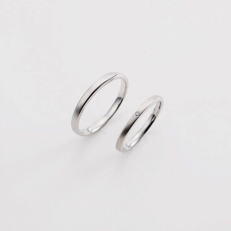 Ba-2-Mar-ML|結婚指輪|ダブルスタンダードクロージング