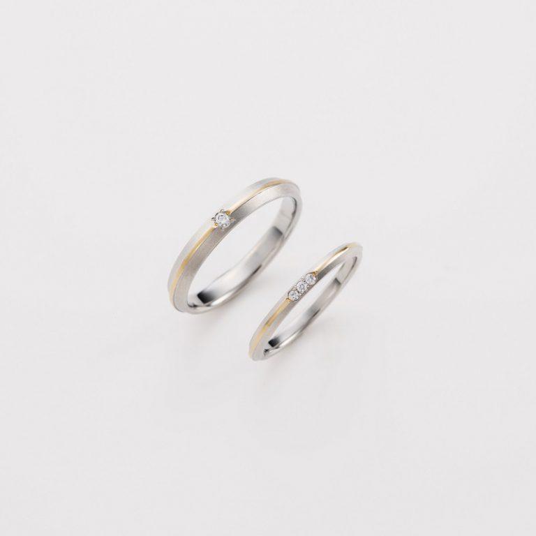 C-3-Mar-ML1|結婚指輪|ダブルスタンダードクロージング