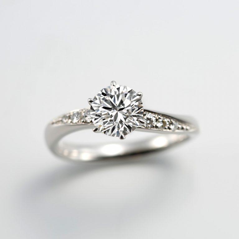 #316|ロイヤルアッシャー 婚約指輪
