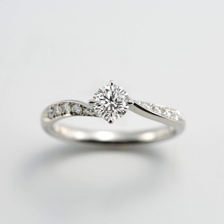 #685|ロイヤルアッシャー 婚約指輪