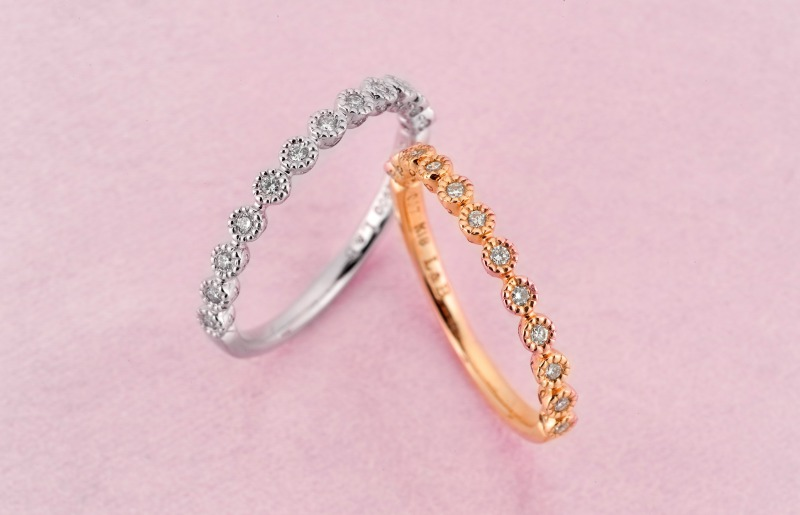 8 Eight(エイト)|ラブボンドの結婚指輪
