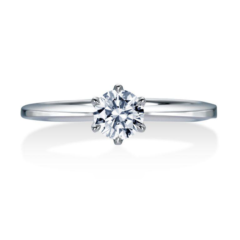 ERA809|ロイヤルアッシャーの婚約指輪